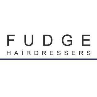 Fudge Hairdressers logo