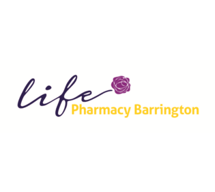 Life Pharmacy Barrington logo