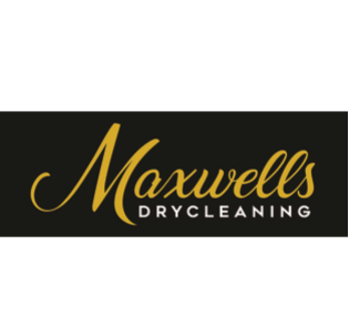 Maxwells Drycleaning logo